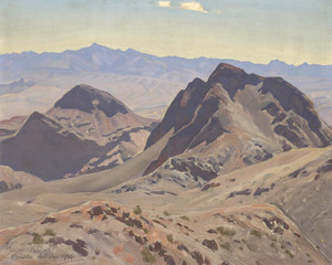 Art Prints of Toward Arizona by Maynard Dixon
