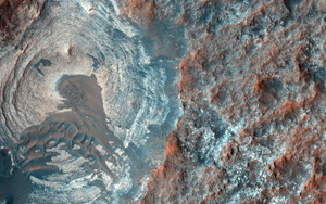 Art Prints of Mars View by NASA