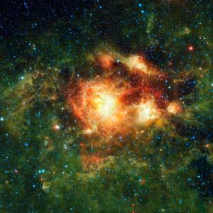 Art Prints of Galaxy by NASA