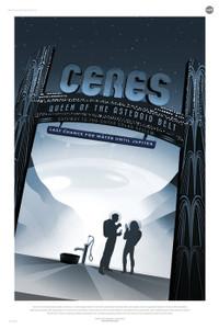 Art Prints of Ceres by NASA/JPL-Caltech