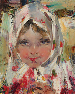 Art Prints of Marsha by Nicolai Fechin