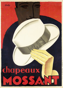 Art Prints of Chapeaux Mossant by Leonetto Cappiello