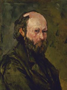 Art Prints of Self Portrait 2 by Paul Cezanne