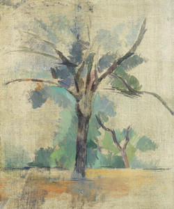 Art Prints of Trees by Paul Cezanne