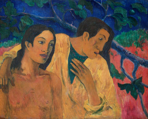 Art Prints of Escape by Paul Gauguin