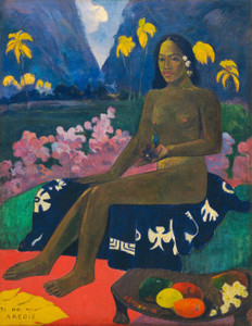 Art Prints of Te aa no Areois (The Seed of the Areoi ) by Paul Gauguin