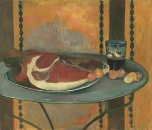 Art Prints of The Ham by Paul Gauguin