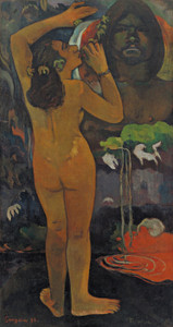 Art Prints of The Moon and the Earth by Paul Gauguin