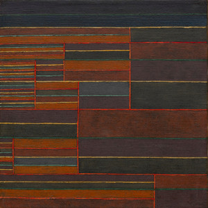 Art Prints of In the Current Six Thresholds by Paul Klee
