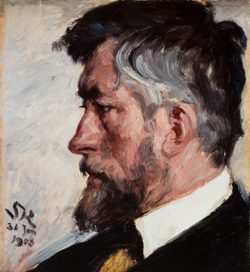 Art Prints of J. F. Willumsen by Peder Severin Kroyer