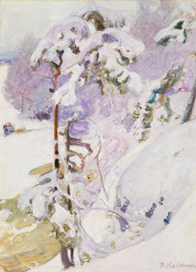 Art Prints of Early Spring by Pekka Halonen
