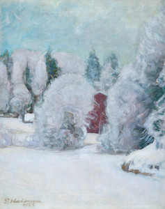 Art Prints of Winter Motif by Pekka Halonen