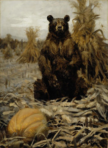 Art Prints of The Nature of Bears by Philip Goodwin