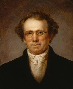 Art Prints of Portrait of Heavy Robinson by Rembrandt Peale