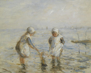 Art Prints of The Toy Boat by Robert Gemmell Hutchison