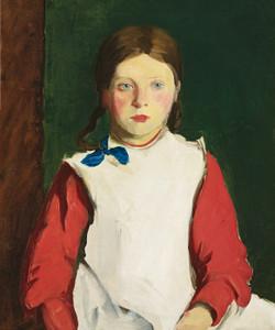 Art Prints of Little Irish Girl by Robert Henri