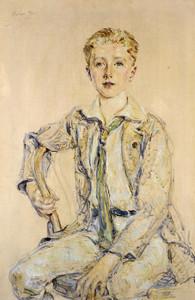 Art Prints of Portrait of a Boy by Robert Reid