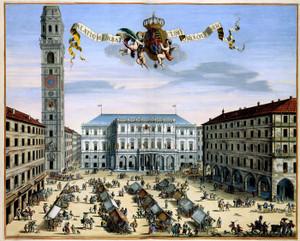 Art Prints of City view of Turin, 1682 (486) by Romeyn Hooghe