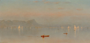 Art Prints of Haverstraw Bay by Sanford Robinson Gifford