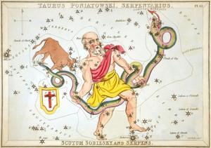 Art Prints of Taurus Poniatowski, Plate 12 by Sidney Hall