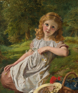 Art Prints of Summer Flowers by Sophie Anderson