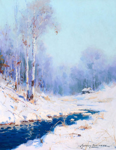 Art Prints of Alaskan Winter by Sydney Laurence