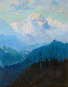 Art Prints of Mt. McKinley by Sydney Laurence