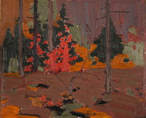 Art Prints of Autumn, Algonquin Park by Tom Thomson