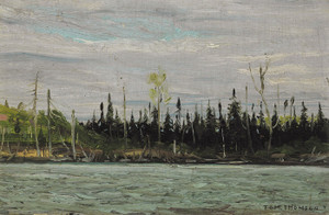 Art Prints of Mississagi by Tom Thomson