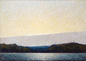 Art Prints of Morning Cloud, Winter by Tom Thomson