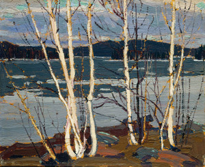 Art Prints of Spring in Algonquin Park by Tom Thomson
