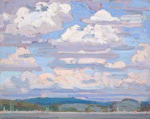 Art Prints of Summer Clouds by Tom Thomson