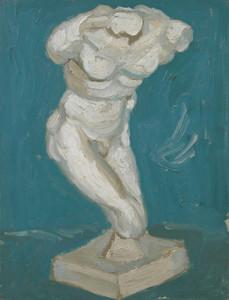 Art Prints of Male Torso by Vincent Van Gogh