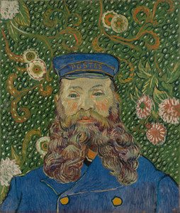 Art Prints of Portrait of Joseph Roulin II by Vincent Van Gogh