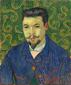 Art Prints of Portrait of Doctor Felix Rey by Vincent Van Gogh