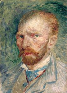 Art Prints of Self Portrait III by Vincent Van Gogh