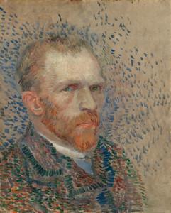 Art Prints of Self Portrait IV by Vincent Van Gogh