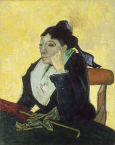 Art Prints of The Arlesienne by Vincent Van Gogh