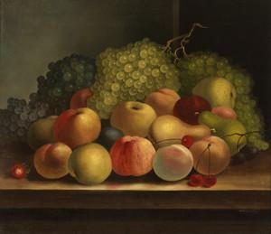 Art Prints of Still Life, Fruit by W. B. Gould