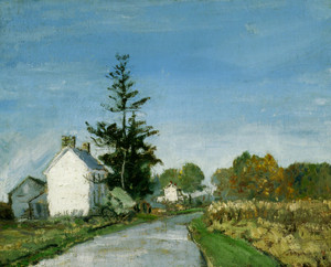 Art Prints of Solebury Farm by Walter Baum