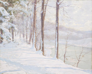 Art Prints of Morning Light by Walter Launt Palmer