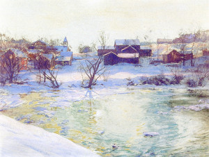 Art Prints of Normansvale by Walter Launt Palmer
