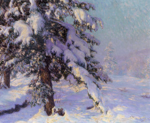 Art Prints of Snow Laden by Walter Launt Palmer