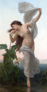 Art Prints of Dawn by William Bouguereau