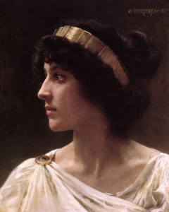 Art Prints of Irene by William Bouguereau