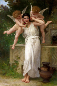 Art Prints of Youth by William Bouguereau