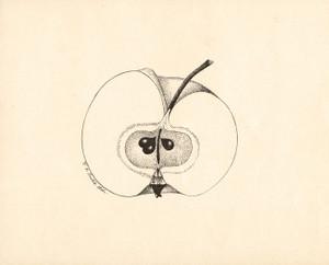 Art Prints of Borovinka Apple I by William Henry Prestele