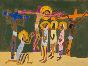 Art Prints of Mount Calvary by William Johnson