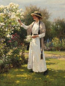 Art Prints of Summertime, 1914 by William Kay Blacklock