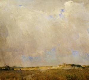 Art Prints of Summer Day, Montauk by William Lathrop